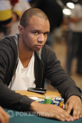 Phil Ivey runs like Phil Ivey.