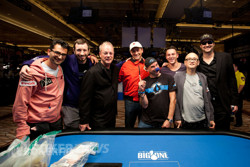 The Big One for One Drop Final Table