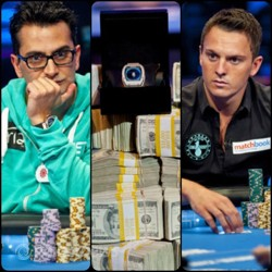 Esfandiari & Trickett Heads Up
