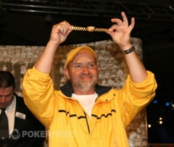 Ken Aldridge during his 2009 triumph