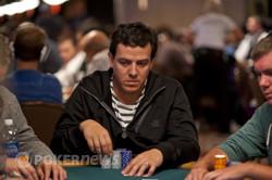 Former WSOP ME Champion Carlos Mortensen