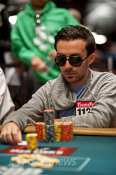Gianluca Mattia- Final Table Bubble Boy