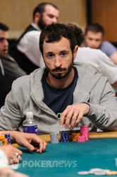 Brian Rast leads the field to Day 2.