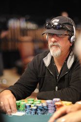 William John - Chip Leader