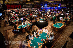 Some run with bulls, some swim with sharks, others play the WSOP Main Event