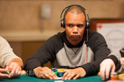 Phil Ivey (Day 1c) eliminated from the 2012 WSOP Main Event