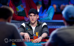Jason Somerville (Day 3) binks a queen to stay alive