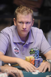 Ben Lamb Now Seated at the Feature Table