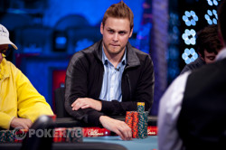 Kyle Keranen Leads Final 97 Players