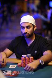 Amit Makhija takes the chip lead