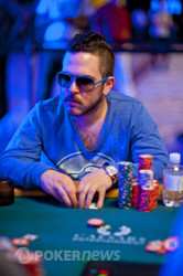 Yuval Bronshtein is up over 5 million chips