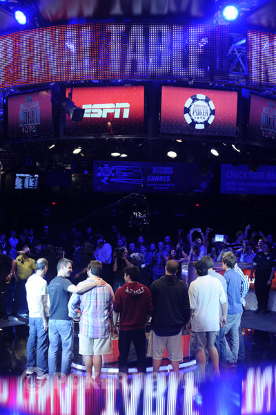 2012 WSOP Main Event Final Table Octo 9