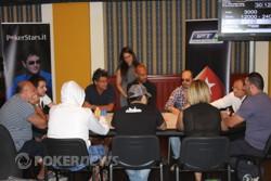 Il tavolo finale e i suoi protagonisti