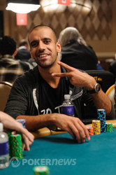 Ronnie Bardah is looking for another deep run in the Main Event
