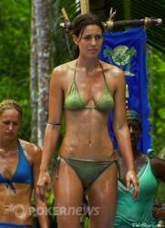 Amanda Kimmel appeared in three seasons of Survivor.