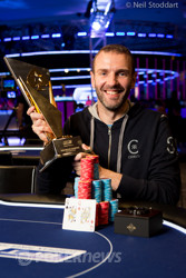 Champion Laurent Polito