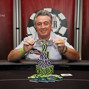Giovanni Rosadoni, winner of the 2012 WSOPE Event 4