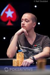 Jason Lavallee - Chip Leader