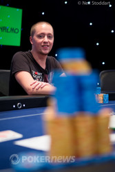 Jason Lavallee eyeing Lacay's chips