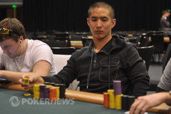 Phillip Liou - Overall chip leader