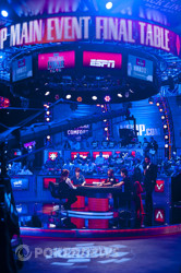 The Main Event Final Table
