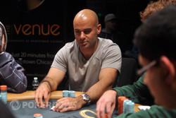 Zal Irani - 5th place