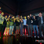 A big cheers with the PokerStars Pros