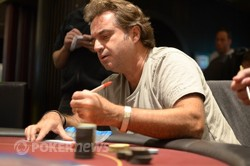 ANZPT Auckland Day 1b Chip Leader, Charles Caris