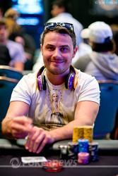 Maxim Lobzhanidze Leads Day 1a