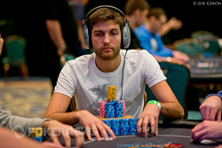 Joe Serock (Day 3) is our current chip leader