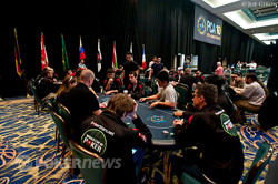 The World Cup of Poker is happening right alongside the $25,000 High Roller.