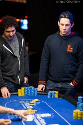 Eddy Sabat and Jonathan Roy
