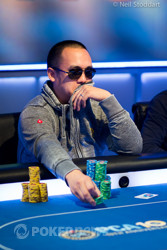 Jerry Wong - Chip Leader