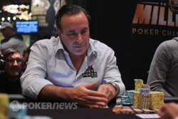 Dan Shak - Chip Leader