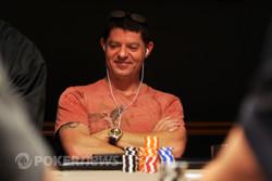 Mike Bennett - Chip Leader