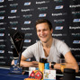 Ruben Visser winner of EPT London