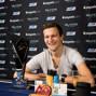 Ruben Visser winner of EPT London