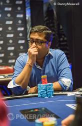 Gautam Sabharwal - 5th Place