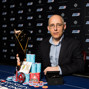 EPT London High Roller Winner Talal Shakerchi