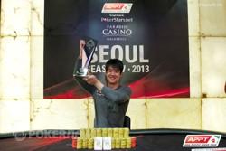 Aaron Lim - Champion!