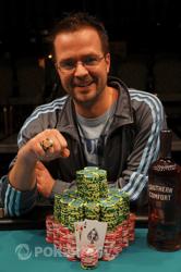 Champion Kevin Saul