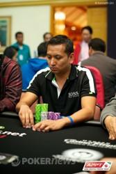 Chip Leader, Milan Gurung