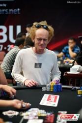 Daniel Spence -- Chip Leader