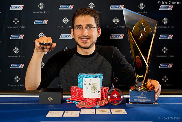 Champion Steven Silverman