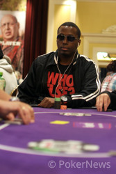 Maurice Hawkins - Eliminated