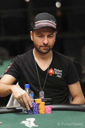 Daniel Negreanu -- 12th Place