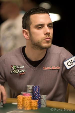 Dario Alioto - 6th Place