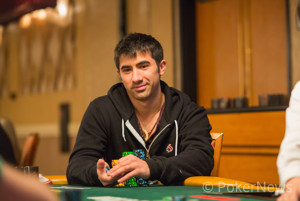 Jesse James Sylvia (Seen Here Playing an Earlier WSOP Event) Just Scored a Triple-Up