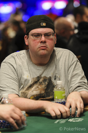 Eric Froehlich - Day 2 Chip Leader