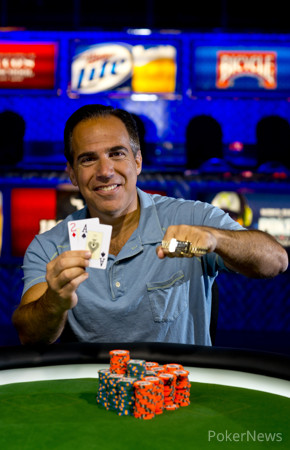 Event 09 Gold Bracelet Winner Cliff Josephy